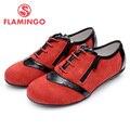 FLAMINGO 100% Russa Famosa Marca 2015 Novo Chegada da Primavera & Outono crianças Moda De Alta Qualidade Sapatos HP4118