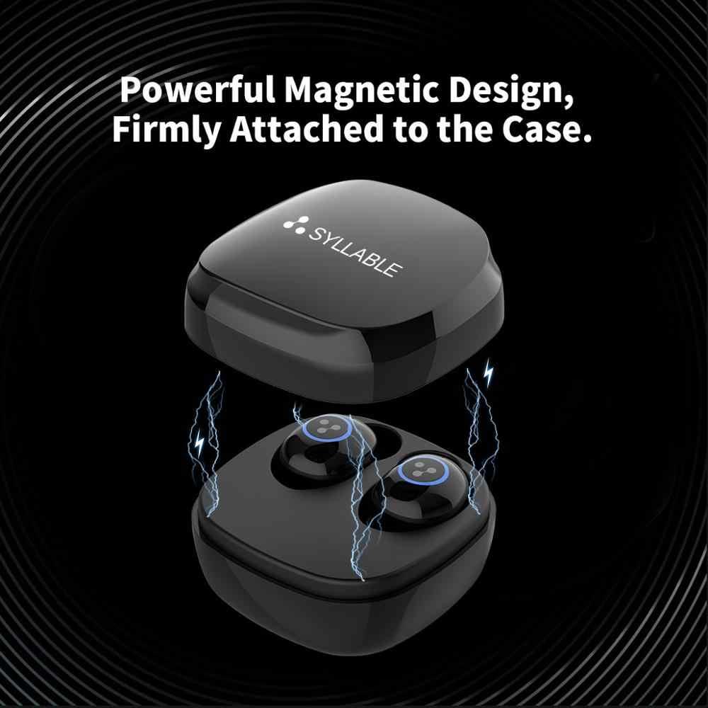 Oryginalny dotykowy Bluetooth słuchawki sylaba SD16 Bluetooth V5.0 TWS prawda bezprzewodowe słuchawki stereo SD16 dotykowy zestaw słuchawkowy Bluetooth