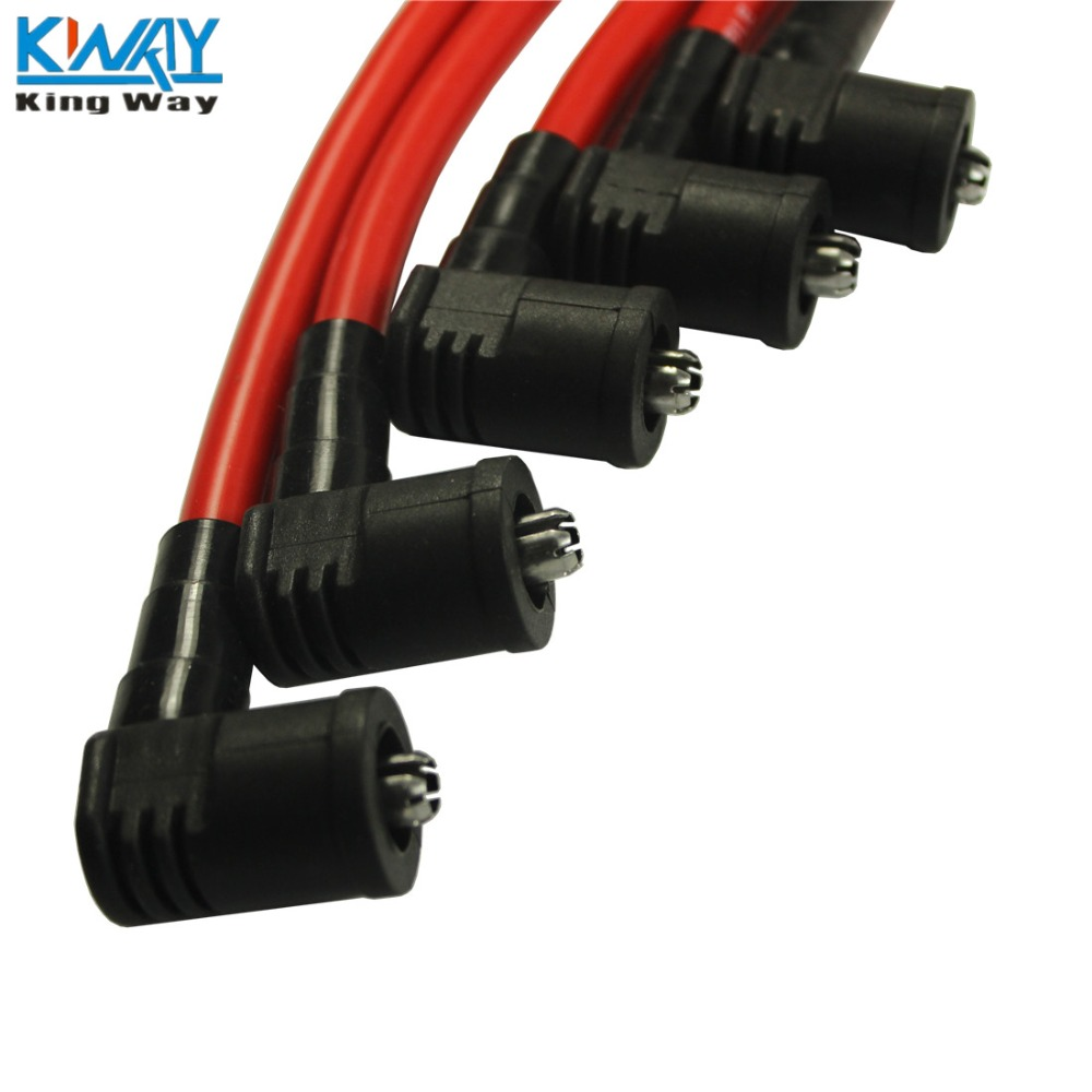 FREE SHIPPING King Way Spark Plug Wire Set For HONDA ACCORD CIVIC ...