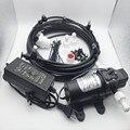 E131 (Water uit tank) 6 Mist Nozzles Pomp Mist Koelsysteem voor Aeroponice en Outdoor Cooling Fijne Mist