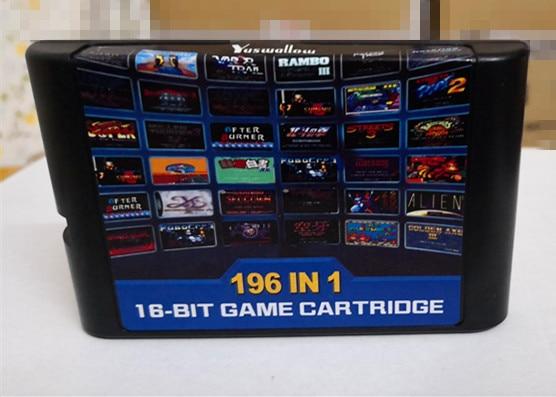2561 !!! 196 in 1 หลายเกมปะทะกว่า 112 - เกมและอุปกรณ์เสริม