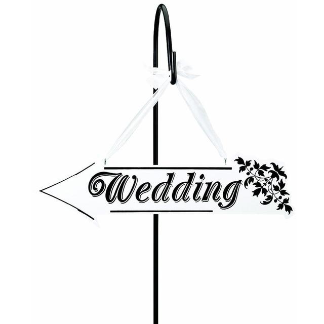 Neue Ankunft Pfeil Form Hochzeit Zeichen Holz Hochzeit Zeichen