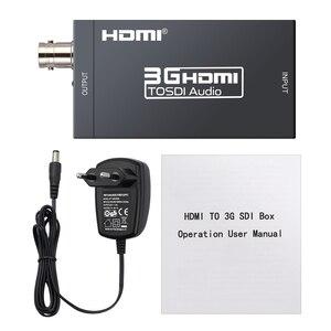 Image 5 - Proster sdi コンバータ + sdi hdmi アダプタ hdtv オーディオコンバータ HD SDI/3G SDI アダプタ 1080 1080p dac コンバータ