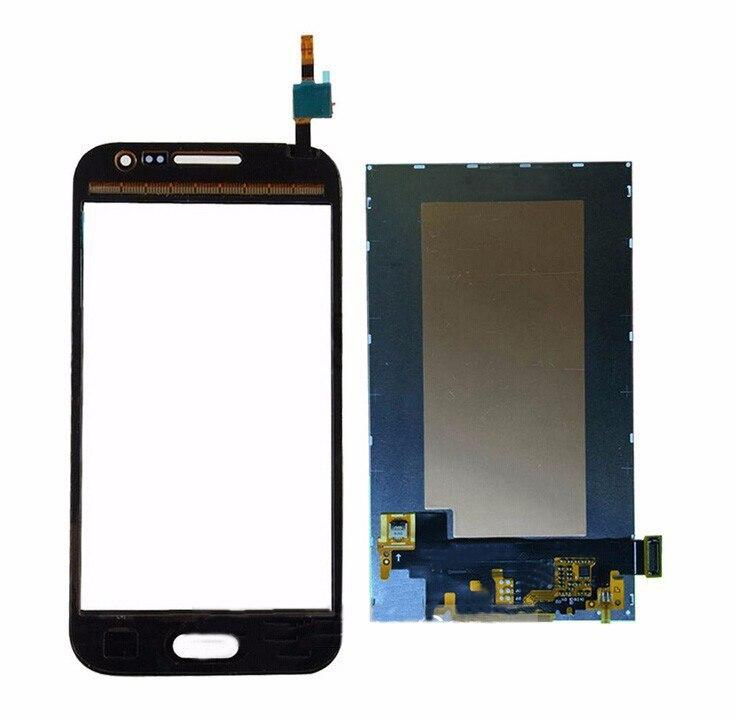 imágenes para Panel de la Pantalla LCD Sensor Monitor de Pantalla + Digitalizador de Pantalla Táctil negro Para Samsung Core Primer G360 de SM G360F