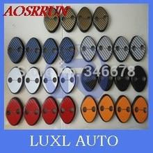 for Kia Sportage R ceed hyundai Elantra ix35 i30 Sonata 8 2012-2015 santa fe Azera Coupe veloster car door lock protection cover