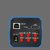 Industrial Camera MCN XJ300 Microscope CCD camera HDMI output for mobile phone parts photo repair