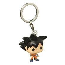 Naruto Dragon Ball Goku Vegeta Action Figure Bobble Head Toy