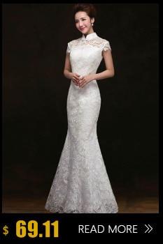Long Purple Gown Lace Cheongsam Dress Elegant Mermaid Wedding Dress ... e4d6135b2182