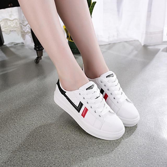 Pu Blancos Low Zapatos Mujeres Salvajes Deportivos qvwIWzEa 2f9af90d886