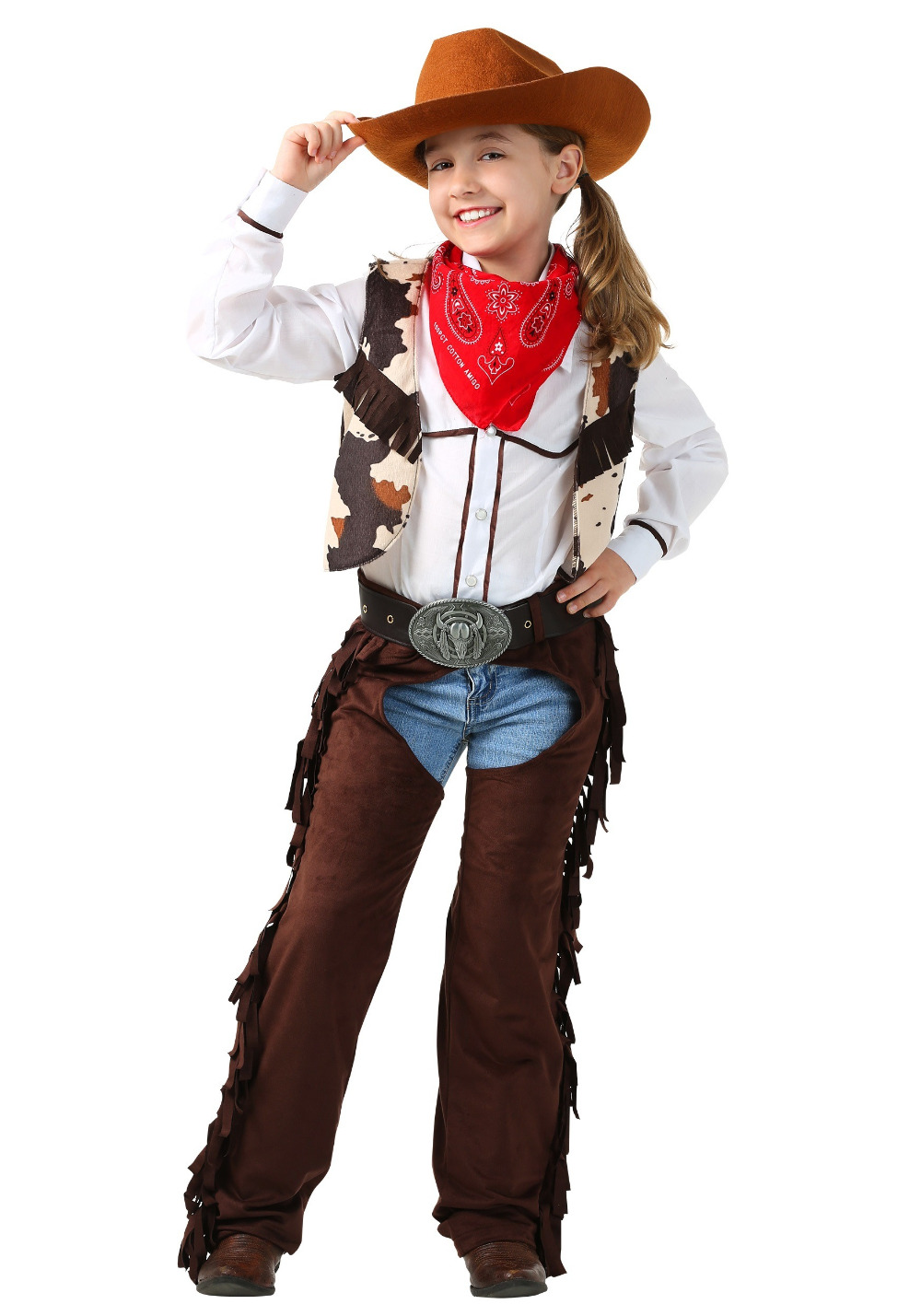 Sexy Cowboy Costume For Women