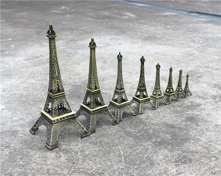 HTB1N6C4QFXXXXX8XpXXq6xXFXXXj 1pcs Miniature Eiffel Tower Paris Tower Home Furnishing Decorative Gift Model Of Metal Ornaments Home Decoration Accessories