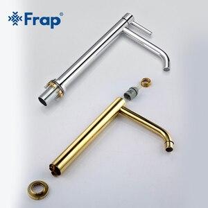 Image 3 - Frap robinet de lavabo de grande taille pour la salle de bains robinetterie mince pour leau chaude et froide du lavabo robinetterie simple pour la salle de bains Y10122/23