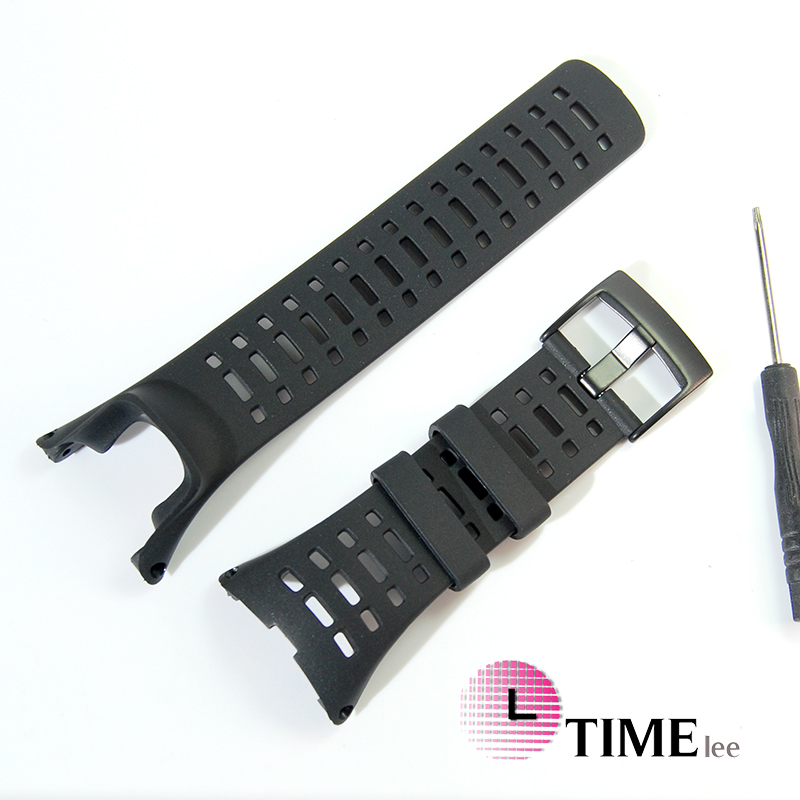 Sanyu Rubber Watch Replacement Band Strap Ambit 2