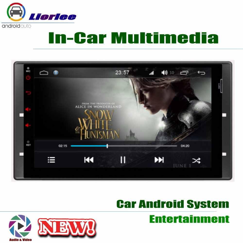 "7 ""HD 1080 P ips ЖК-экран Android 8 Core для Ford Crown Victoria 2000 ~ 2012 автомобильный радиоприемник BT 3g/4G wifi AUX USB навигация Мультимедиа"