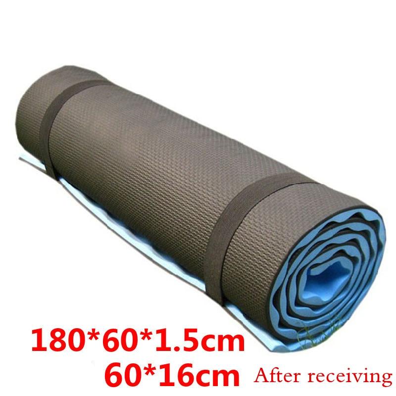 EVAcamping tapis fente pad tente extérieure étanche à l'humidité mat camping tapis 60 cm large