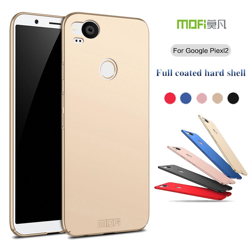 Mofi For Pixel 2 Case MOFI 360 Full Protective Ultra thin Slim Matte Hard Back Cover for Google Pixel 2 (5.0inch) Phone Shell