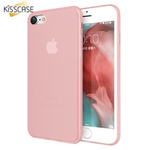 KISSCASE Colorful Case For iPhone XR XS Max X 8 7 Ultra Thin Cases For iPhone 6 6S 7 8 Plus 5S Hard PC Back Cover Capa Funda цена и фото