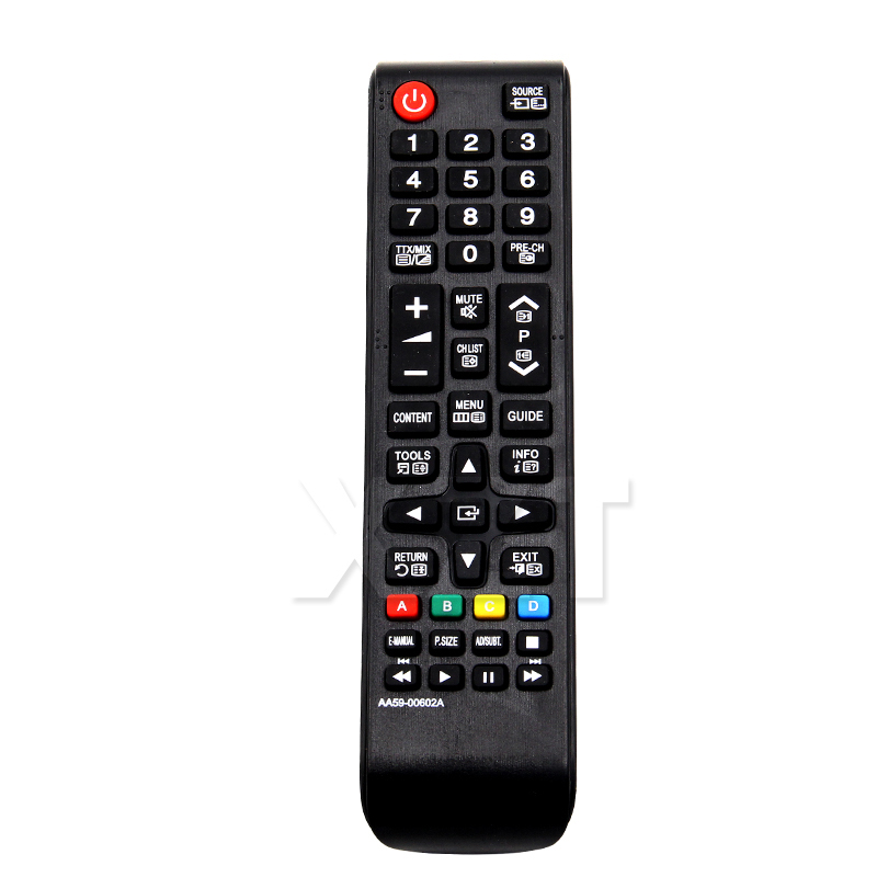 AA59-00602A Replacement Remote Control for Samsung TV AA59-0049 AA59-00666A AA59-00741A Remote Control for Samsung HD LED TV 1