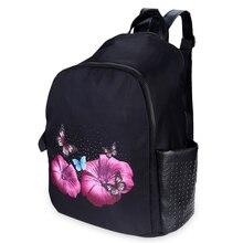 Женщины рюкзак 2017 горячие продажа мода причинно печати рюкзаки нейлон рюкзаки для подростков девушки mochilas женщины back pack