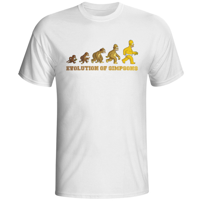 Футболка Эволюция