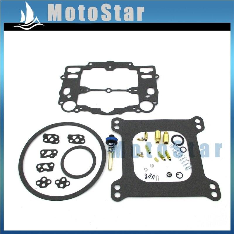 US $16 63 30% OFF|Carburetor Repair Kit For Edelbrock Carb 1400 1403 1405  1406 1407 1411 1409-in Carburetor from Automobiles & Motorcycles on
