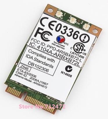 Ssea Wholesale Atheros Ar5008 Ar5bxb72 Ar5418 Mini Pci-e Wifi Wireless Card For Ibm T60 T61 X60 X61 42t0825 Networking