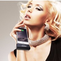 Linyadanzhou 3000mah Dock Charger Pocket Mini Portable Rechargeable Power Bank For Samsung S5 S6 HTC LG
