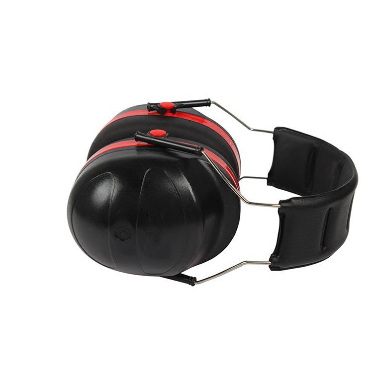 Industrial earmuffs noise reduction ear injury against mechanical impact sound sleep aids learning dedicated fire training стоимость