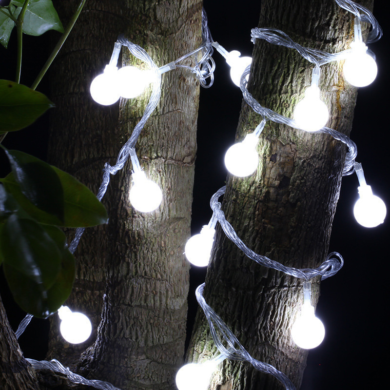 300LED Ball Globe Fairy Light String 30M Lights Garlands EU/US Plug Christmas LED Bulbs Lamp Celebration Holiday Party Wedding запчасть bbb bti 92 hp 28 x 18 мм 18 622 1 8 x 94 см