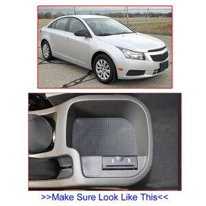 Image 3 - Reposabrazos giratorio para consola central, caja de almacenamiento, reposabrazos, para Chevrolet Cruze / Holden Cruze 2013 2018, 2009, 2015, 2010