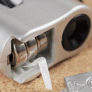 Image 5 - Microscope de poche à lumière UV, nouveau Mini 60 x dispositif de poche bijoux Loupe en verre LED 1 pièce