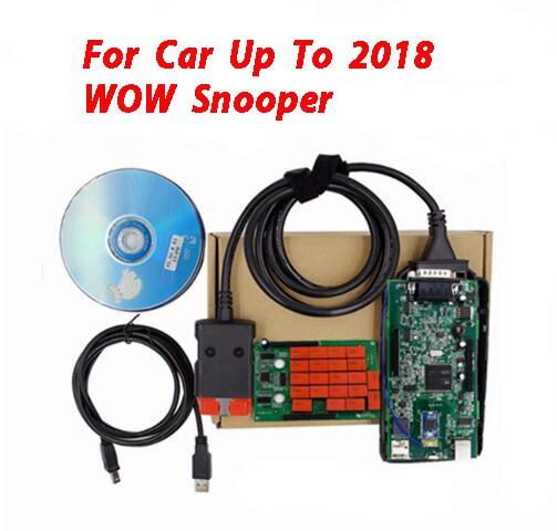 2018 v3 0 pcb 2016R0 cd V5 00 12 R2 WoW SNOOPER With Bluetooth Keygen Car