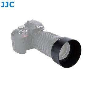 Image 4 - JJC Camera Lens Hood for Nikon AF P DX NIKKOR 70 300mm f/4.5 6.3G ED VR/AF P DX NIKKOR 70 300mm  f/4.5 6.3G ED replaces HB 77