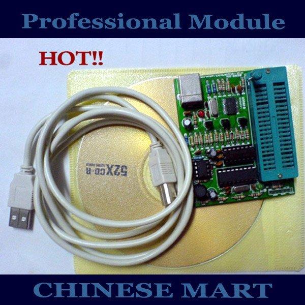 USB Microcontrolador PIC Desenvolvimento Programador ICSP, 20 pçs/lote, # E09122
