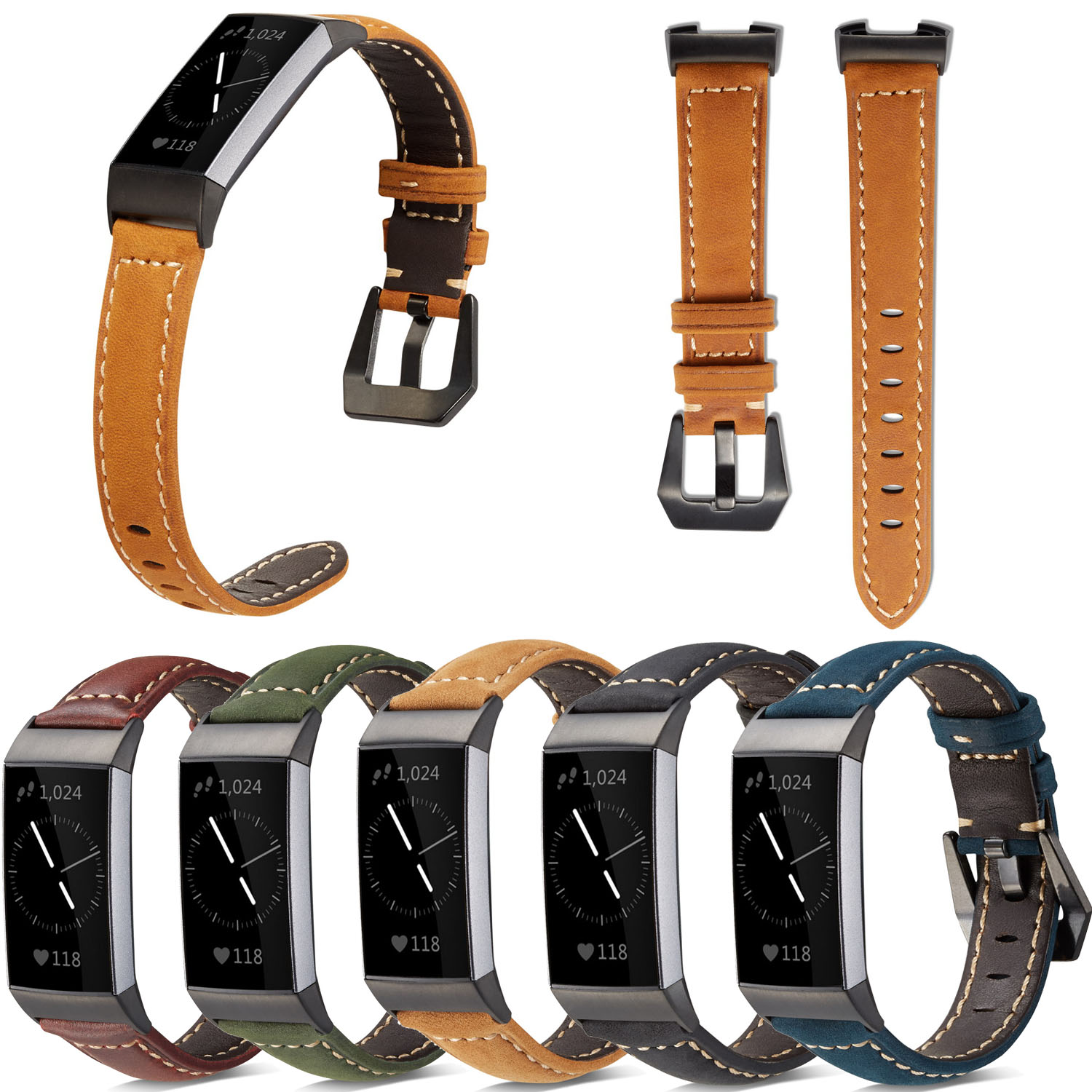 Worldwide delivery leather strap band in NaBaRa Online
