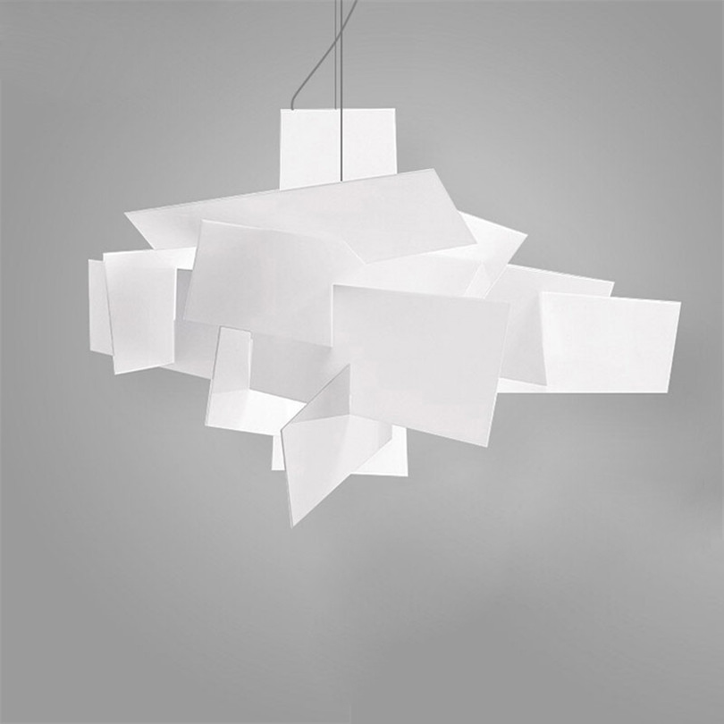 Led Pendant Light Ceiling Lustre Lustres De Teto Dia Modern Creative Pandant Lighting Art Lamp Big Led Light Bulbs