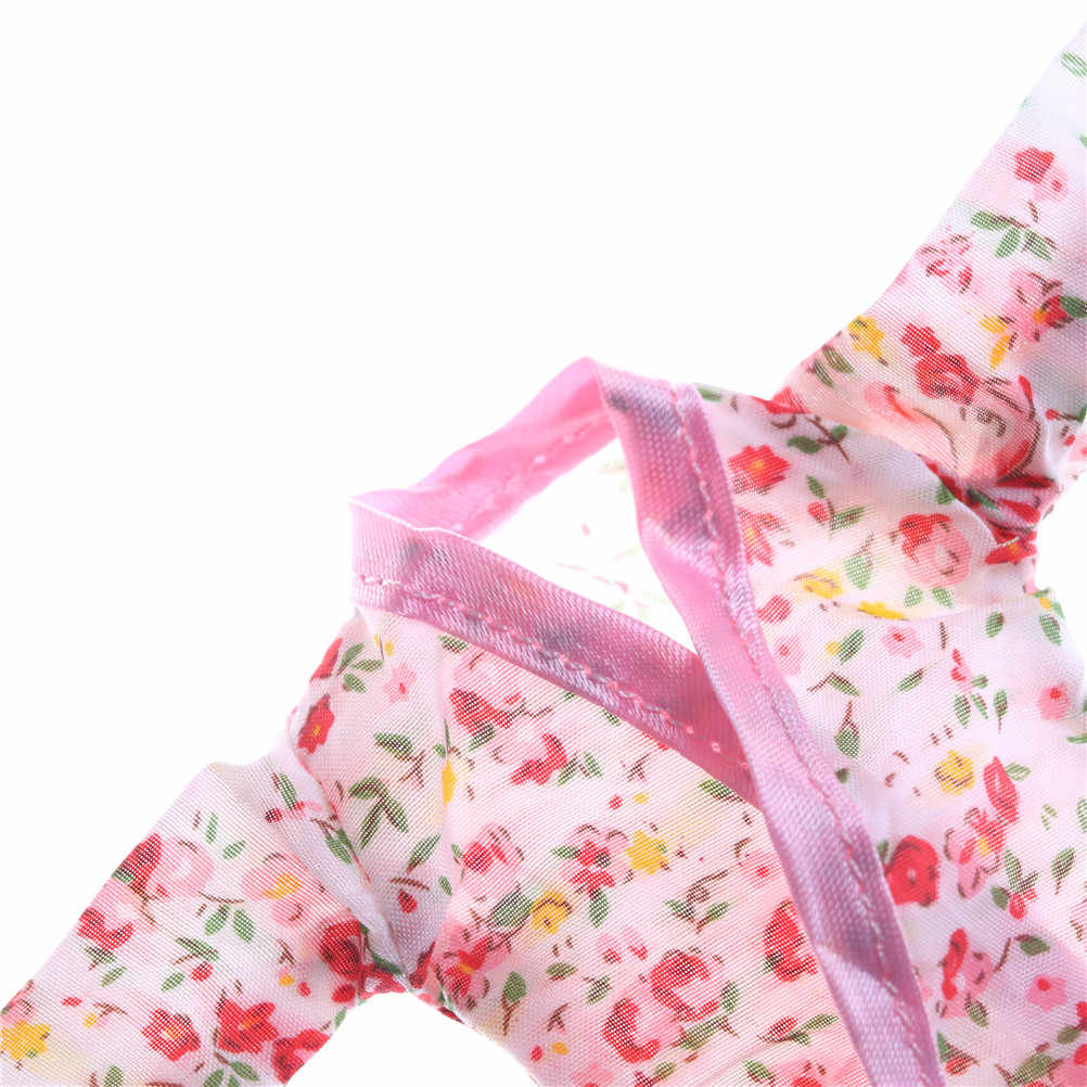 1 סט בגדים עבור ברבי בובות Robe מכנסיים עבור קן BJD בובת אביזרי ילדים מתנה תחרה סקסי שינה פיג 'מה Robe נייטי חלוק רחצה