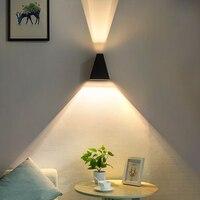 Energiebesparende LED bedlampje led wandlamp hoge kwaliteit creatieve wandlampen voor woonkamer slaapkamer Freeshipping