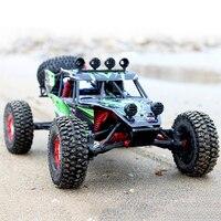 Feiyue FY03 Eagle-3 1/12 2.4 גרם RC מכונית מחוץ לכביש 4WD מדבר מתנה הטובה ביותר עבור ילדים צעצועי ילד עם תיבת קצף