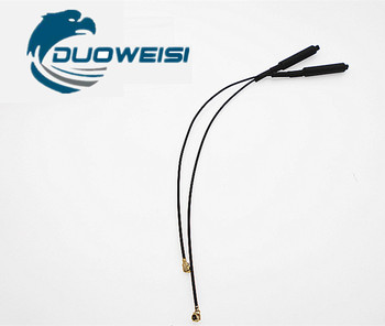 Built-in coil spring 315MHz antenna 3DB gain coil antenna WiFi transmit and receive antenna IPEX image
