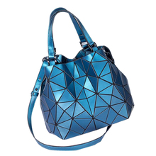 New Bao Bags For Women 2019 Fashion Designer Handbag Summer Crossbody Beach Bag Hologram Shoulder bolsa feminina