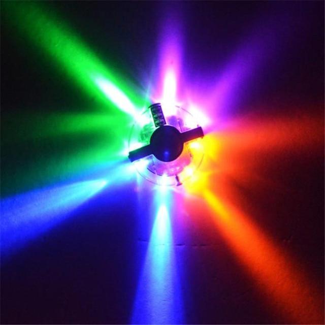 Wereld wind #3011 8 Led verlichting Fiets Fietsen Wheel Spoke Licht ...