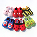 22 stly spring and summer baby girls and boy Cartoon Baby shoes Mixed colors Animal Toddler Baby moccasins First Walkers Bebe Sh