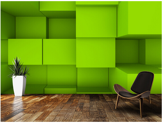 Custom 3D wallpaper, 3D blocks stereoscopic wallpaper for the living room bedroom TV background wall waterproof papel de parede плюшевая собачка chi chi love чихуахуа гламур с розовой сумочкой и бантом 20 см 5892280