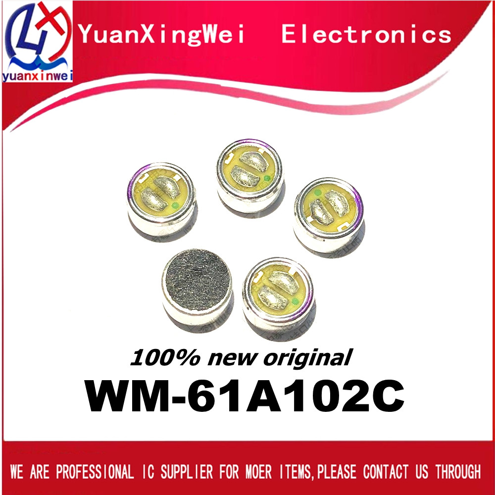 3pcs 10pcs  WM-61A  100%NEW&ORIGINAL WM61A FREE SHIPPING  WM-61A102C