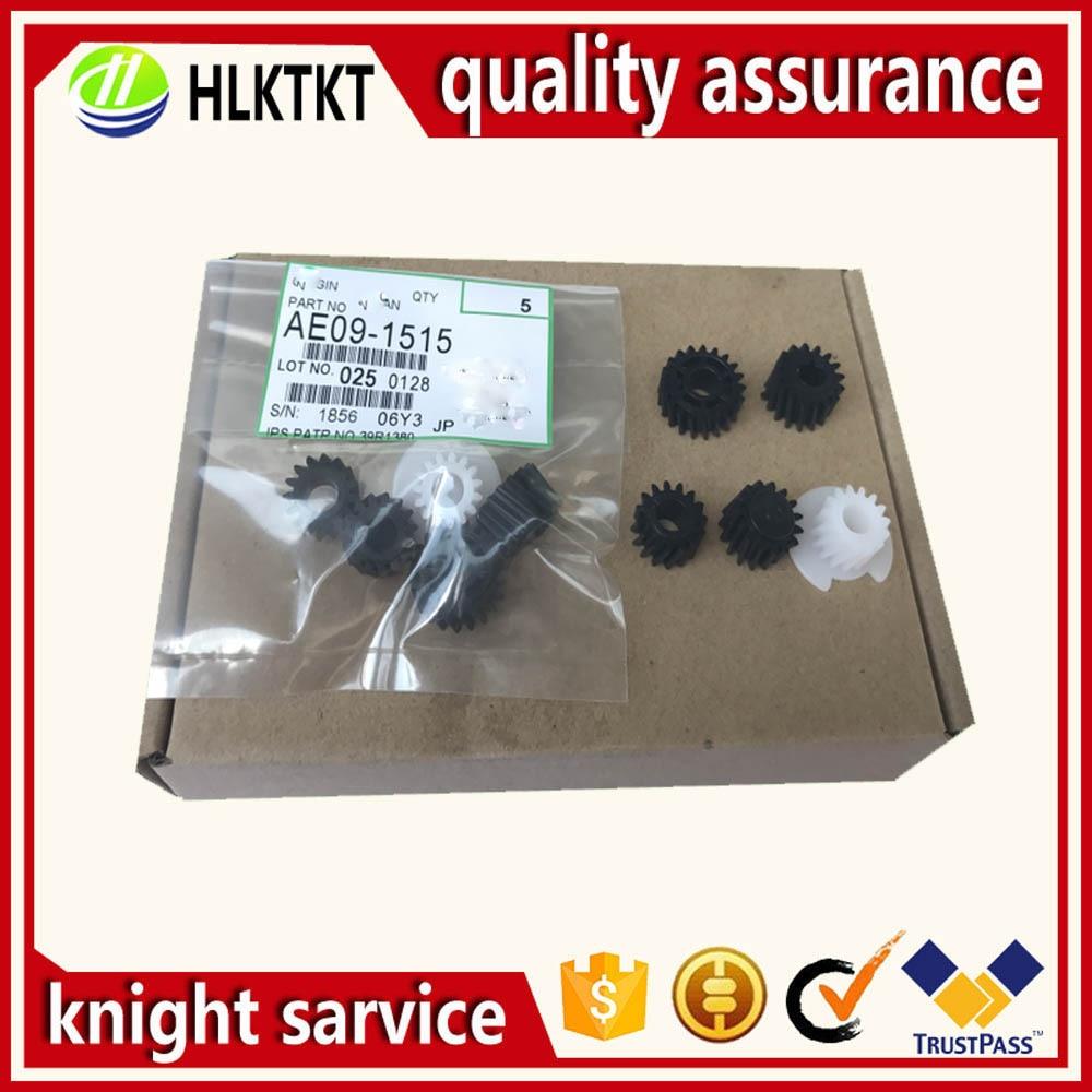 AE09 1515 Developer Gear Kit Set Image Gear Kit Set for Ricoh Aficio AF1515 AF162 MP161F