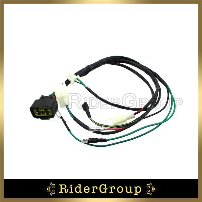 Digital Wiring Loom Harness For Zongshen 125ho 140cc Z155 155cc Engine Pit Dirt Bike