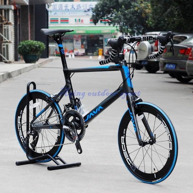 JAVA Freccia Minivelo Sepeda 22 Speed 20in 451 Karbon