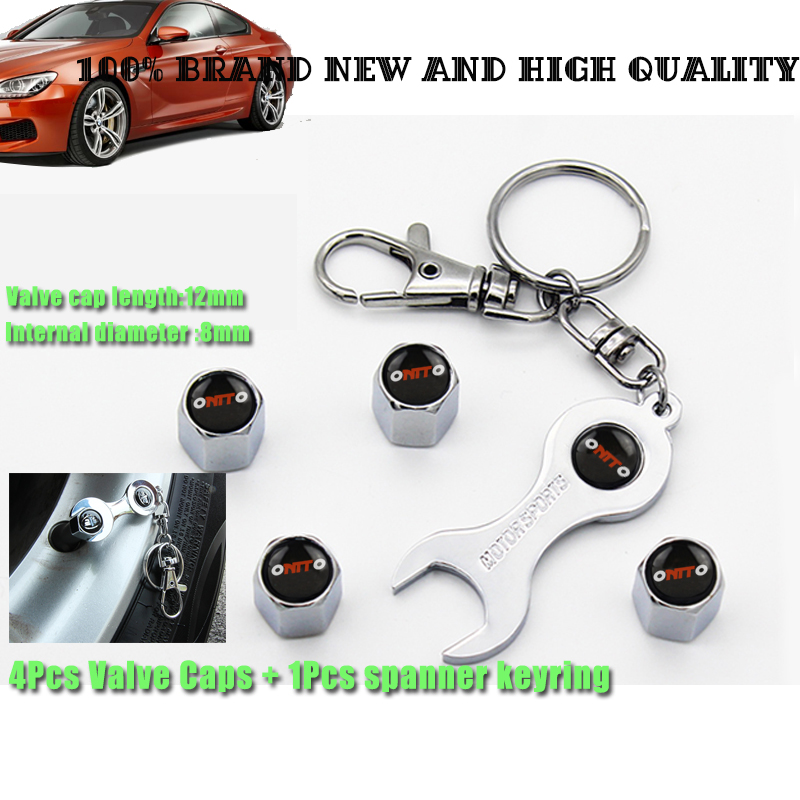 key chain +4pc Car Tire Valve Caps Air Tyre Stems Cover for bmw benz vw audi Lexus Ford Kia Hyundai Nissan VW toyota Mazda Volvo