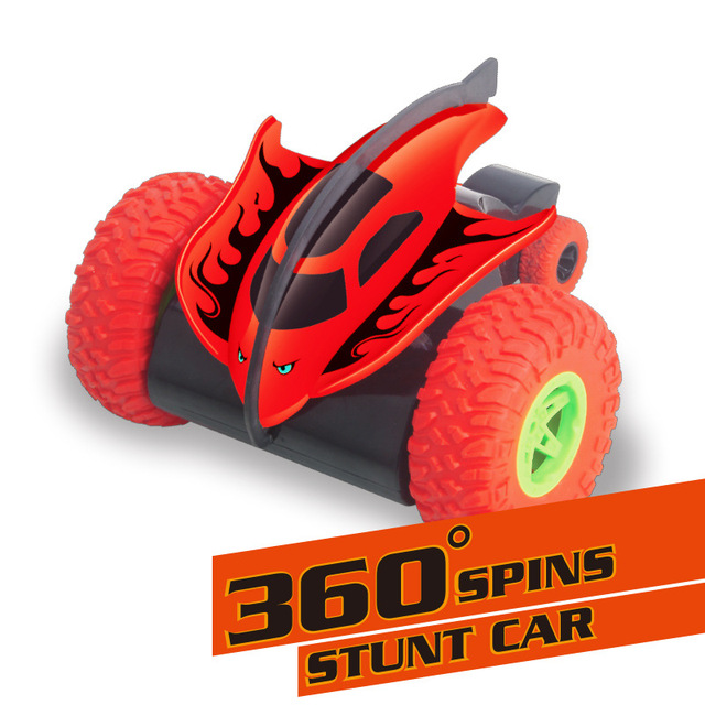 RC Car 2.4G Stunt Drift Deformation Buggy Car Rock Crawler Roll Car 360 Degree Flip Kids Robot RC Cars Toys for Gifts 4 Channels